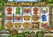 Lost Inca's Gold